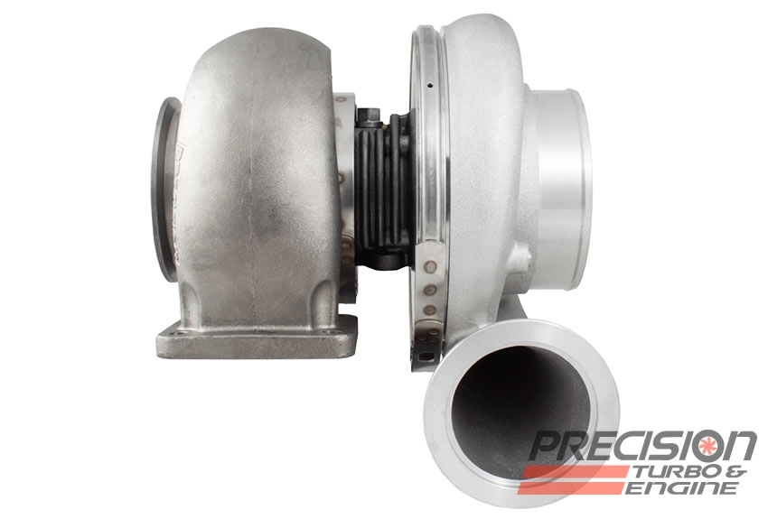 Precision T & E Class Legal 76mm Turbocharger for Ultra Street/Ultimate  Street : 1300 HP