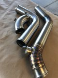 AF 2G DSM Short Route Intercooler Piping (piping only)